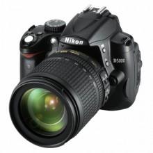 Зеркальный фотоаппарат Nikon D5000 kit AF-S DX 18-105VR