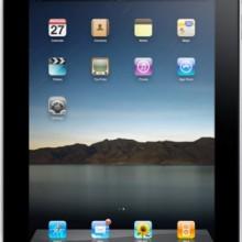 Планшет Apple IPAD 9″ WI-FI 16GB