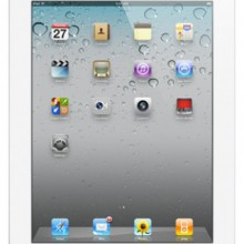 Планшет Apple iPad 2 64Gb Wi-Fi White
