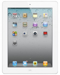 Планшет Apple iPad 2 32Gb Wi-Fi white - 24899 рублей