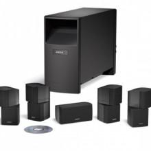 Акустическая система Bose ACOUSTIMASS 10-IV Black 5.1