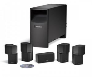 Акустическая система Bose ACOUSTIMASS 10-IV Black 5.1 - 50999 рублей