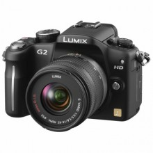 Фотоаппарат Panasonic Lumix DMC-G2 Kit