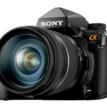 Зеркальная фотокамера Sony Alpha DSLR-A850 Kit