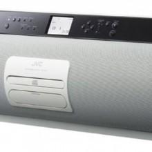 Аудиомагнитола JVC RD-HA3W