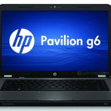 Ноутбук HP PAVILION g6-1054er
