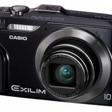 Фотоаппарат Casio Exilim Hi-Zoom EX-H20G