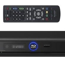 Blu-ray плеер Sharp BD-HP22RU