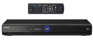 Blu-ray плеер Sharp BD-HP22RU - 5899 рублей