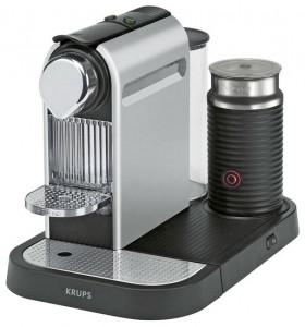 Кофемашина Krups XN 7102 Nespresso - 10999 рублей