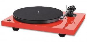 Проигрыватель виниловых дисков Music hall mmf 2.2 le Ferrari Red - 17999 рублей