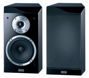 Акустическая система Heco Metas XT 301 Black - 17799 рублей