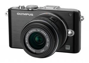 Фотоаппарат Olympus Pen E-PL3 Kit - 20699 рублей