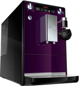 Кофемашина Melitta Caffeo Lattea Violet - 22999 рублей