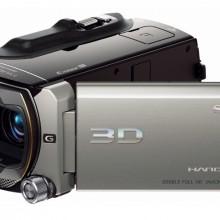 3D видеокамера Sony HDR-TD10E