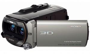 3D видеокамера Sony HDR-TD10E - 38999 рублей